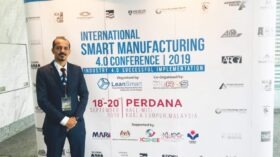 International Smart Manufacturing 4.0 Conference 2019