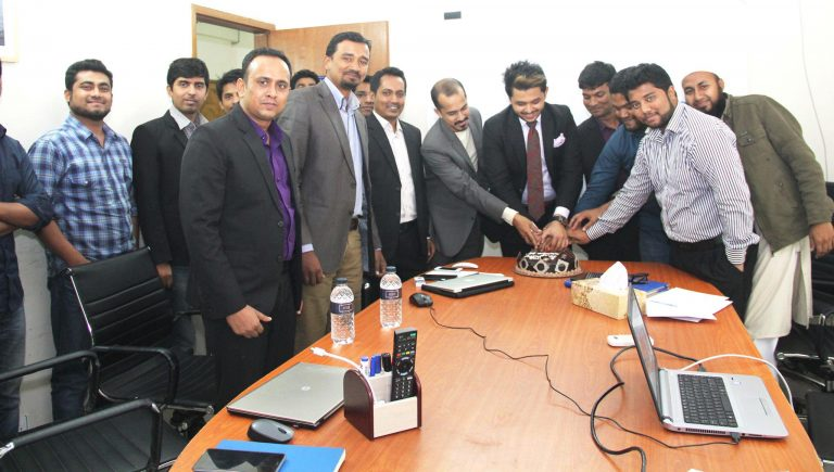 Pridesys IT Ltd is proud to announce that our Business Intelligence (BI) module is fully operational and made available to our valued clients. The inauguration ceremony was held today at our head-office with the presence of honorable director of Mahmud Group Mr.Rafee Mahmood. Years of hard-work, careful planning and excellent team-work has enabled Team-pridesys to turn a dream into reality. Pridesys ERP is the only ERP software in Bangladesh which has the Business Intelligence fully integrated with it, which will help our valued clients to get a better insights into their businesses. With the visual analytics being available at their individual BI dashboards the executives, managements and directors will be able to take better business decisions faster as the key performance indicators are available right at their fingertips. We at Pridesys would love to take this opportunity to thank all of our valued clients specially Mahmud Group for being with us and supporting us all along.