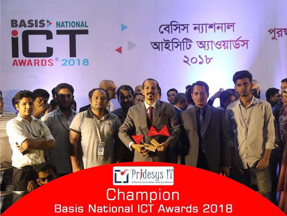 Champion of BASIS National ICT Award 2018 (4)