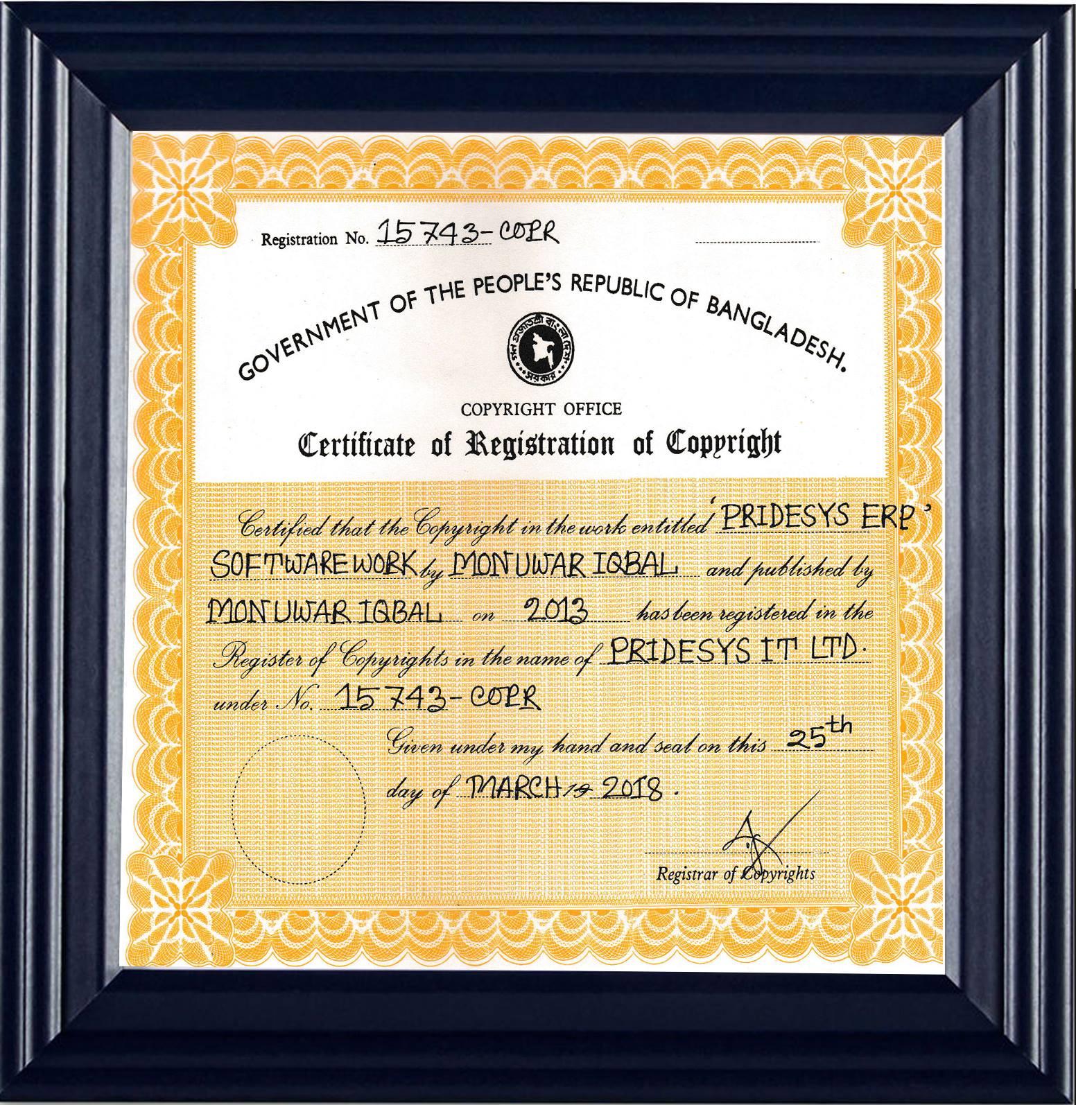 Copyright Certificate (2)