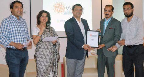 Runners Up of World Summit Award