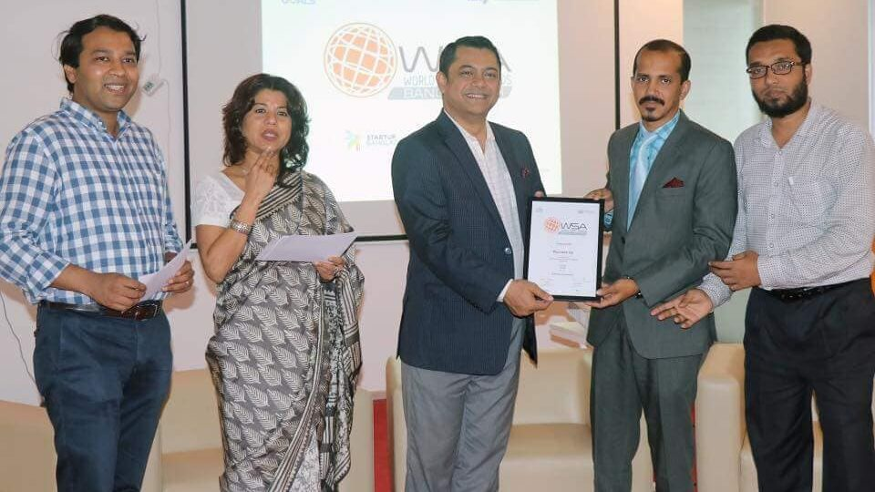 Runners Up of World Summit Award (2)