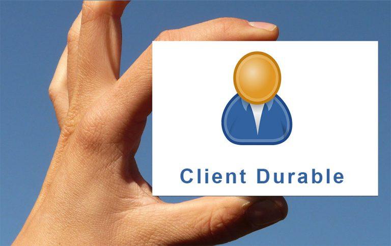 Client-Durable