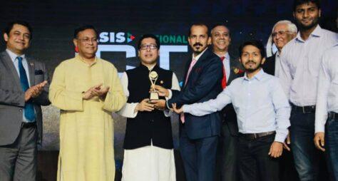 Champion of BASIS National ICT Award 2019
