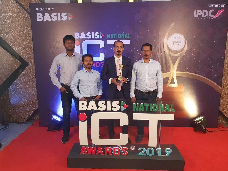 Champion of BASIS National ICT Award 2019 (3)